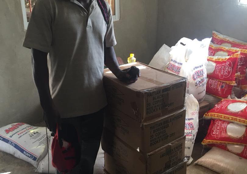 Help Haitians Help Haitians